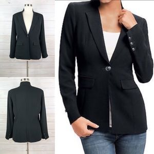 Cabi Woman Blazer Jacket Career Plus Size 14
